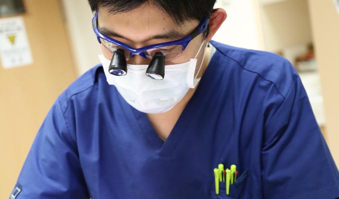 コーヌス義歯作製の流れ